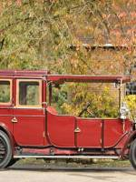 Maharajah of Rewa's Detachable Top Open Drive Limousine