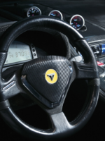 Supercar Tushek Renovatio T500 interiors