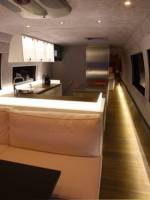 Luxurious Motor coach With Built-In Garage_2