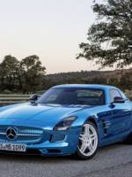 Emission-free Mercedes-Benz SLS AMG Electric Drive to sell for 416,500 euros