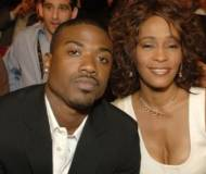 Whitney Houston with Ray J