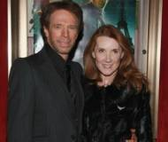 Jerry with his wife Linda Bruckheimer