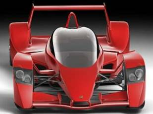 British Company Announces £150,000 F1-Style SuperCar