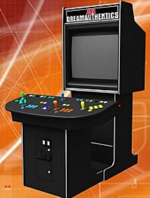 DreamAuthentics Ultimate Gaming Arcades