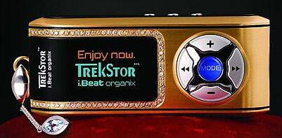 trekstor gold mp3 player