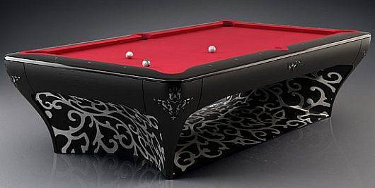 luxury billiards