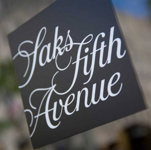 Hudson's Bay to Acquire Saks in a $2.4 Billion Deal