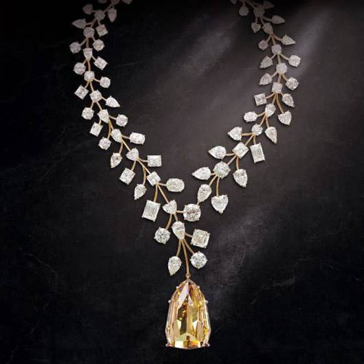 Most Expensive Necklace On Sale at Singapore JewlFest: $55 Million