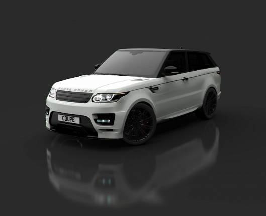 Range Rover Sports Coupe