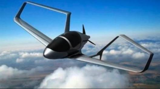 Synergy aircraft is a personal airplane with better fuel economy than cars