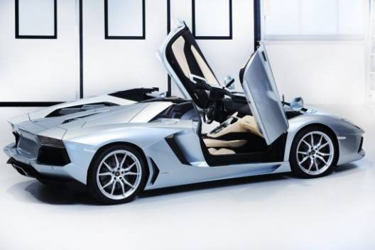 Be the first to own a Lamborghini Aventador LP700-4 by supporting a charitable cause