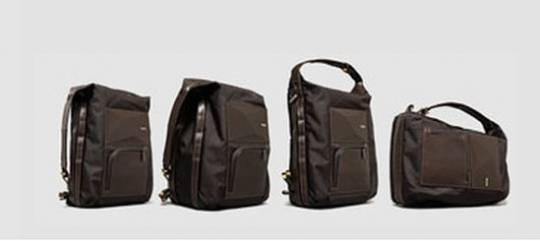 DROR FOR TUMI transforming luggage, Backpack