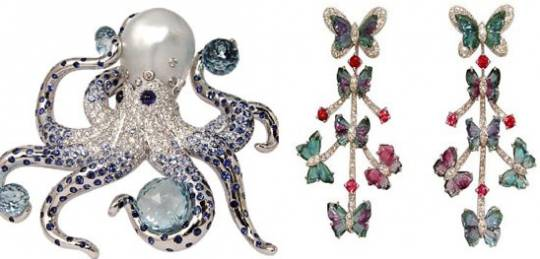 Russian Dynasty collection by Marchak Jewelers