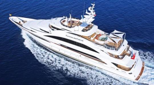Benetti Diamonds are Forever