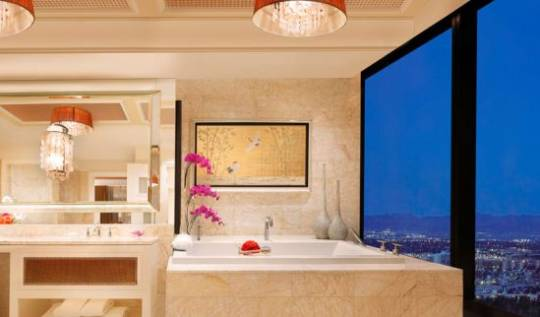 Prince Harry's stays at the most expensive Encore Wynn Las Vegas suite