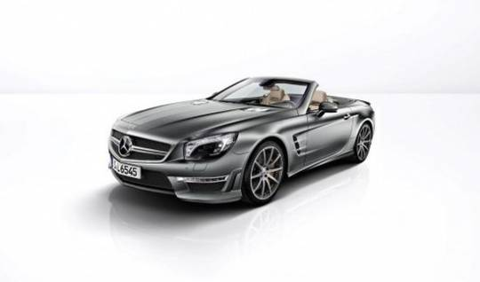 "SL 65 AMG ""45th ANNIVERSARY"""