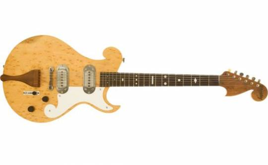1949 Bigsby Birdseye Maple Solid Body Electric guitar