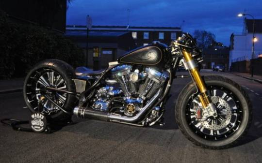 harley davidson unorthodox by warrs of london