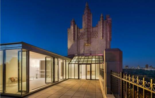 Calvin Klein's Former New York City Duplex Penthouse Listed for $35M