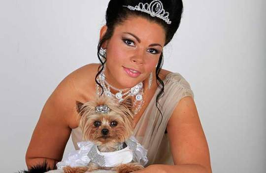 Luxury Pets: Pet owner spent £100,000 on her dog