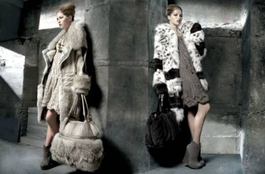 Dennis Basso 'Fur' Collection