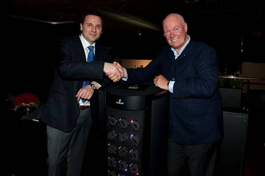 Partnership of Hublot and Doettling