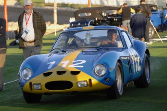Billionaire Christopher Cox $30 million Ferrari 250 GTO car crash