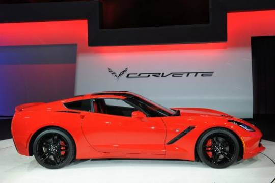 Chevrolet Corvette Stingray 'C7'