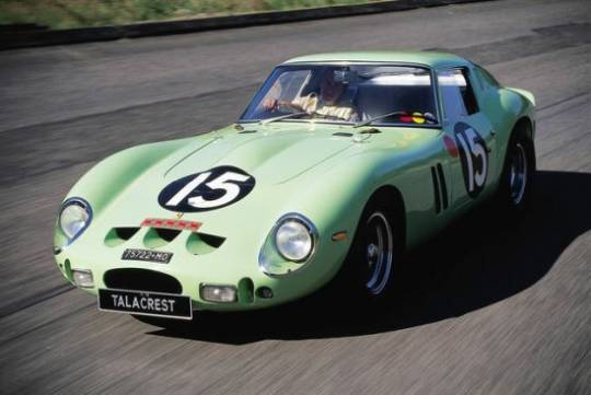 Vintage 1962 Ferrari GTO sells at $35 Million
