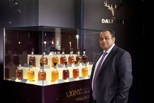 The First Dalmore Constellation Collection sold to American billionaire for $247,938