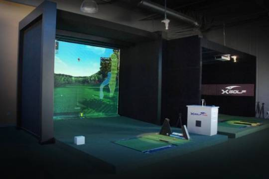 XGOLF Golf Simulator