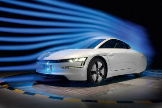Volkswagen XL1 plug-in hybrid will be the world's most fuel-efficient production car