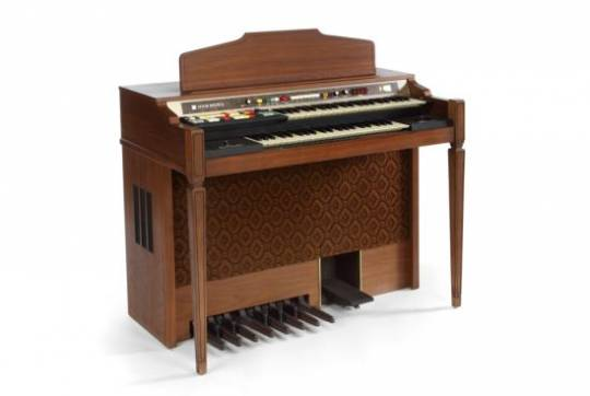 Elvis Presley Hammond organ