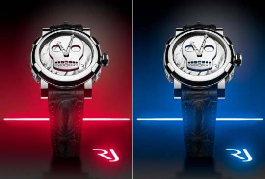 RJ-Romain Jerome Skull Watch