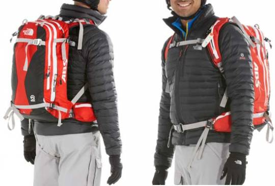 The North Face Patrol 24 ABS Avalanche Airbag Pack