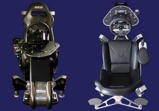 vrx imotion racing simulator 4
