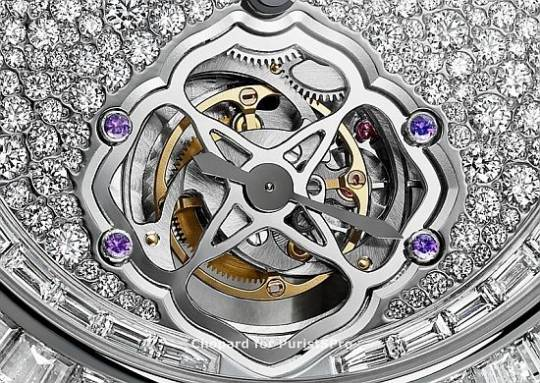 Chopard Imperiale Tourbillon skeleton