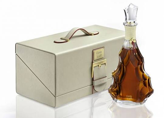 Camus Cognac 3.140 limited edition bottle