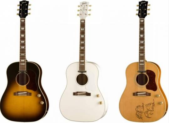 70th anniversary john lennon guitars