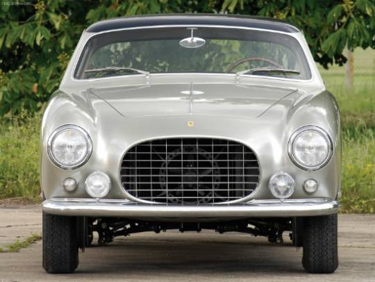 1953 Ferrari 250 Europa Coupe Vignale needed an extensive restoration to come to this condition