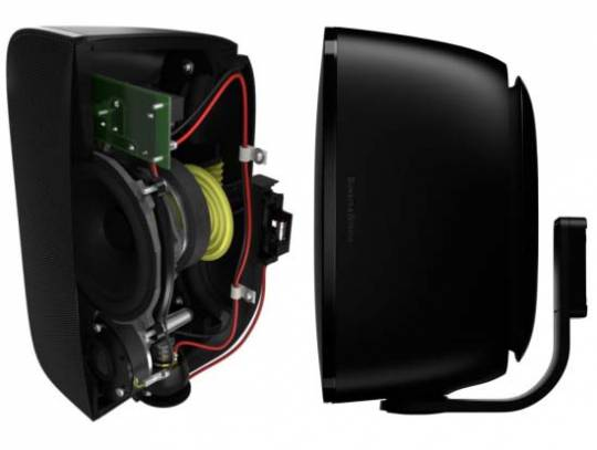 The weather-proof AM-1 is the most durable loudspeaker Bowers & Wilkins has ever made