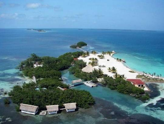 The Royal Belize Island