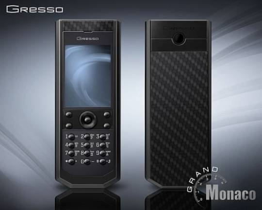 Gresso Grand Monaco limited edition phone