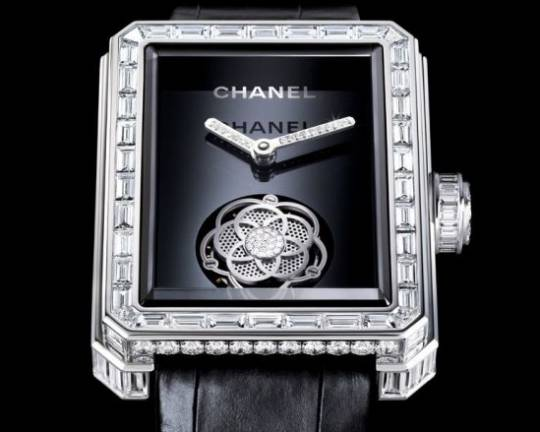 Premiere Flying Tourbillon Watch by Chanel