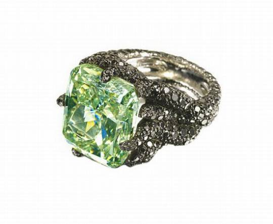 The de Grisogono Green Diamond