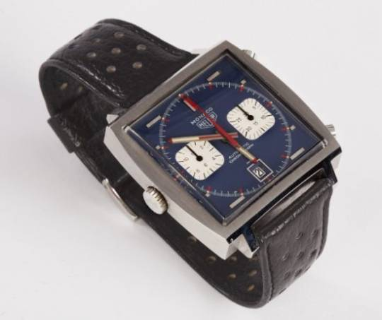 Steve McQueen watch worn in the film