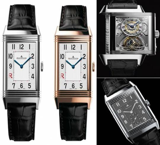 Jaeger Le Coultre Reverso Watches