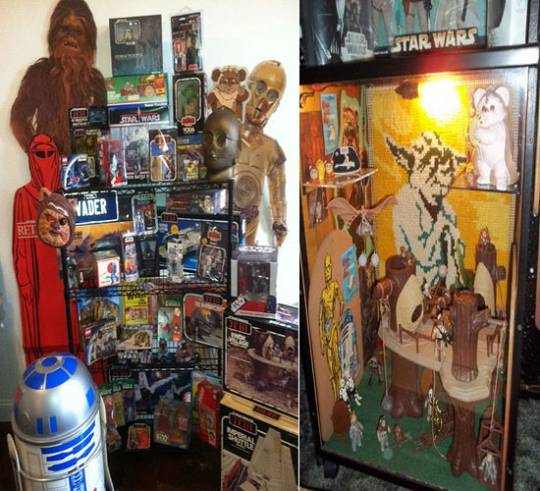 Star Wars memorabilia auction 2