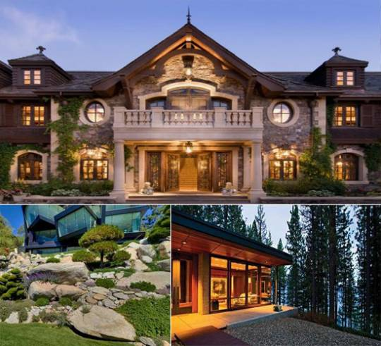 Most Expensive homes on Lake Tahoe