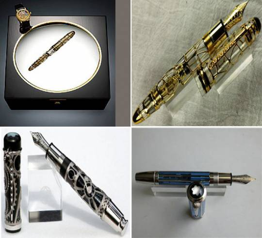 Bonhams sells greatest single collection of Montblanc pens